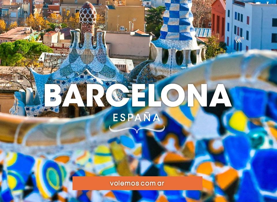 Vuelos baratos a barcelona saliendo desde buenos aires for Vuelos paris bcn